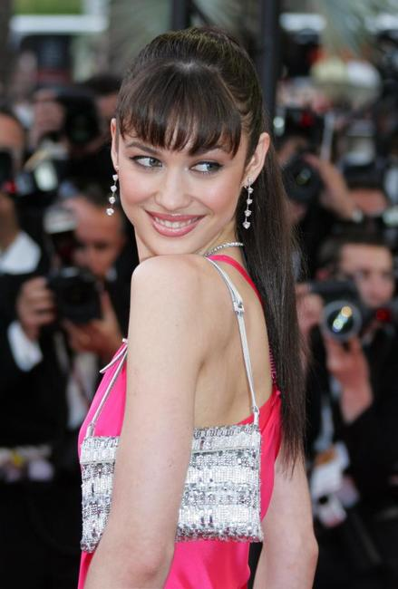 Olga Kurylenko at the 59th edition of the International Cannes Film Festival.