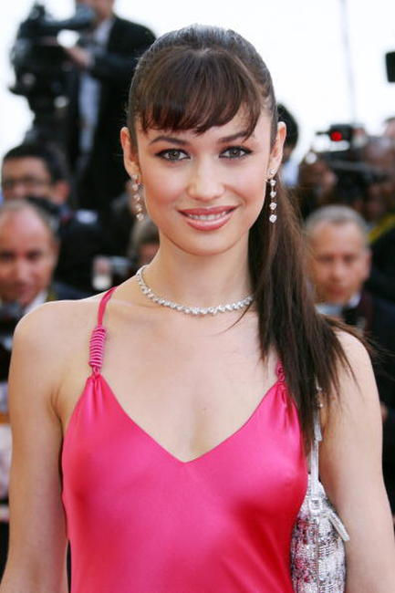Olga Kurylenko at a screening of