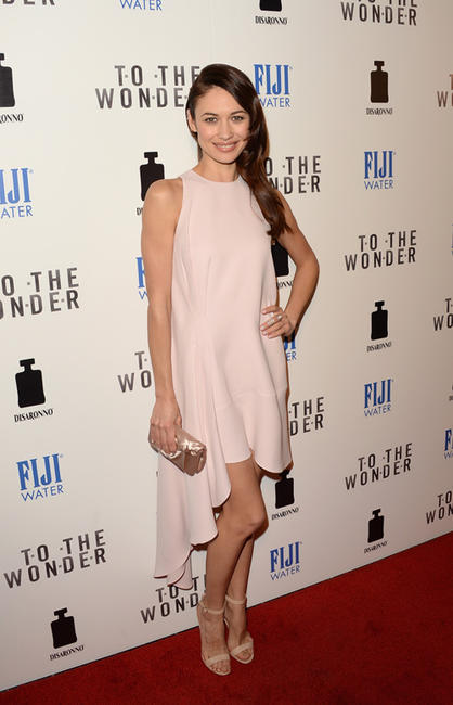 Olga Kurylenko at the California premiere of