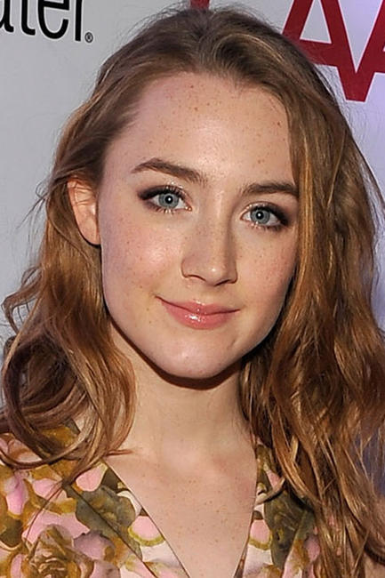 Saoirse Ronan at the 2012 Toronto International Film Festival.