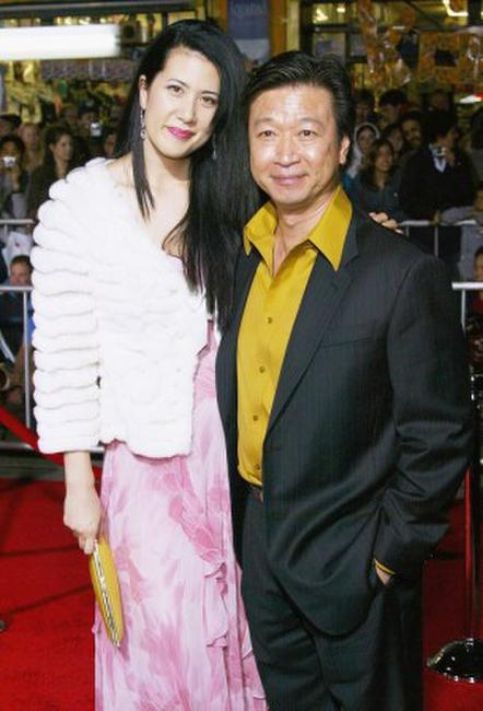 Tzi Ma at the Hollywood premiere of