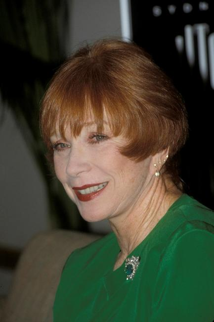 Shirley MacLaine in AUSTRALIA.