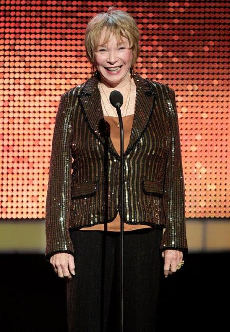 Shirley MacLaine at a Celebration Of Music In Film