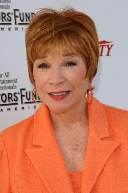 Shirley MacLaine at the 2005 Tony Awards Party.