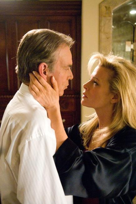 Kim Basinger and Billy Bob Thornton in