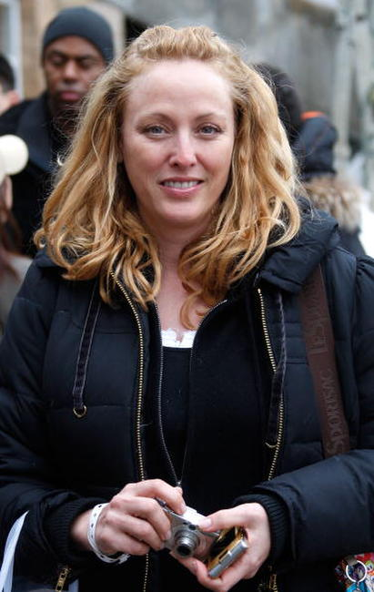 Virginia Madsen at the 2008 Sundance Film Festival.