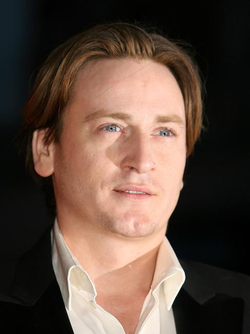 Benoit Magimel at the opening of French Film Festival.