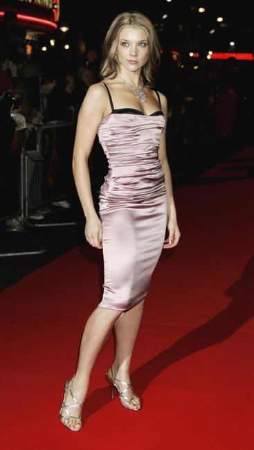 Natalie Dormer at the UK premiere of