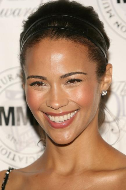 Paula Patton at the 14th Annual Diversity Awards Gala.