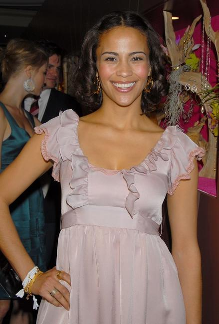 Paula Patton at the Sixth Annual Awards Season Diamond Fashion Show.