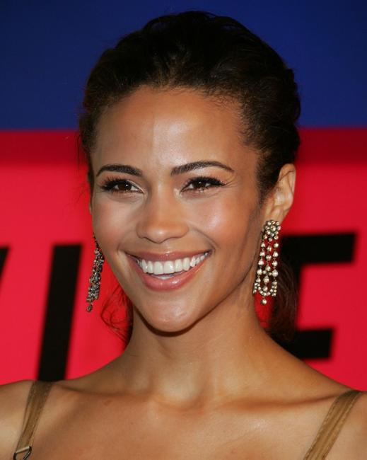 Paula Patton at the 2007 MTV Video Music Awards.
