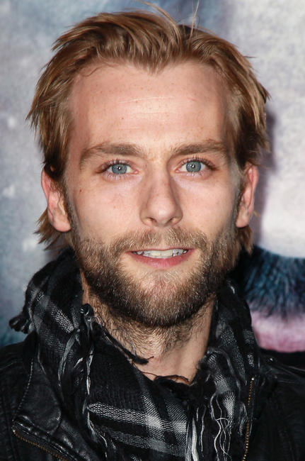 Joe Anderson at the L.A. premiere of