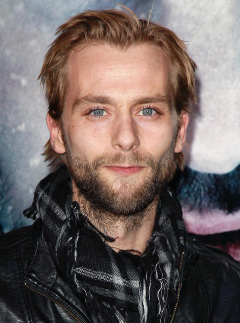 Joe Anderson at the California premiere of