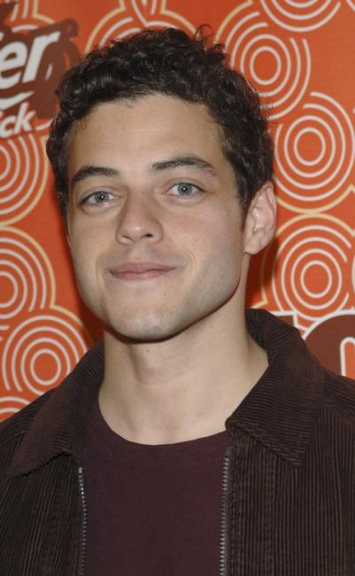 Rami Malek at the FOX Fall Casino Party.