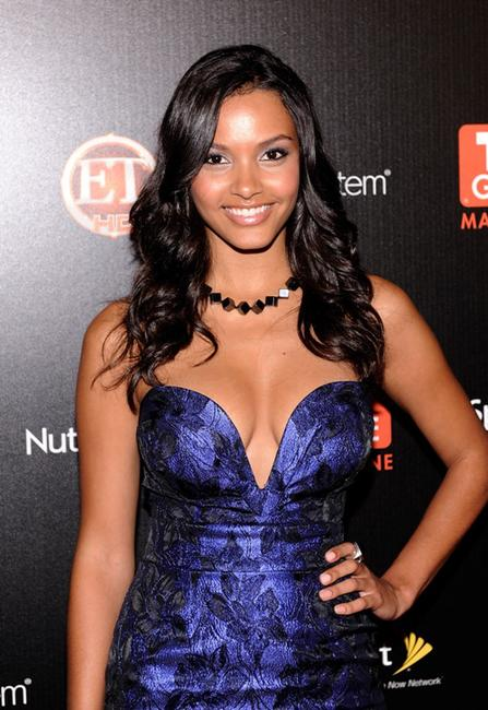 Jessica Lucas at the TV Guide Magazine's Hot List Party.