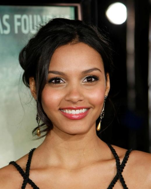 Jessica Lucas at the Los Angeles premiere of