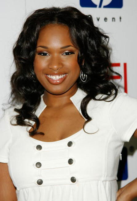 Jennifer Hudson at the Seventh Annual AFI Awards.