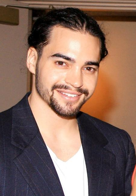 Ramon Rodriguez at the premiere screening of