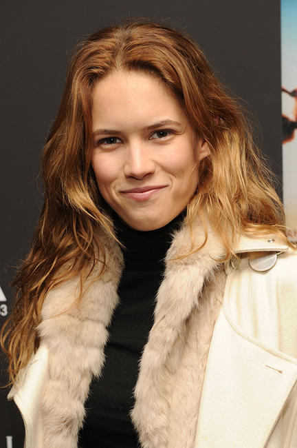 Cody Horn at the New York premiere of