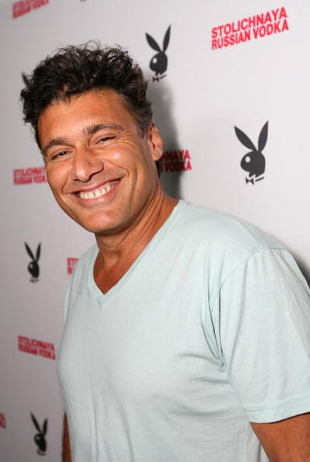 Steven Bauer at the Playboy and Stoli's celebration of the September cover appearance and pictorial for