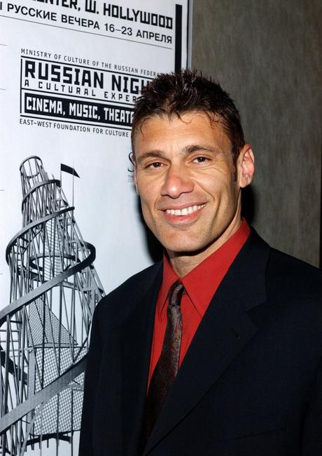 Steven Bauer at the Russian Nights Annual Festival screening of