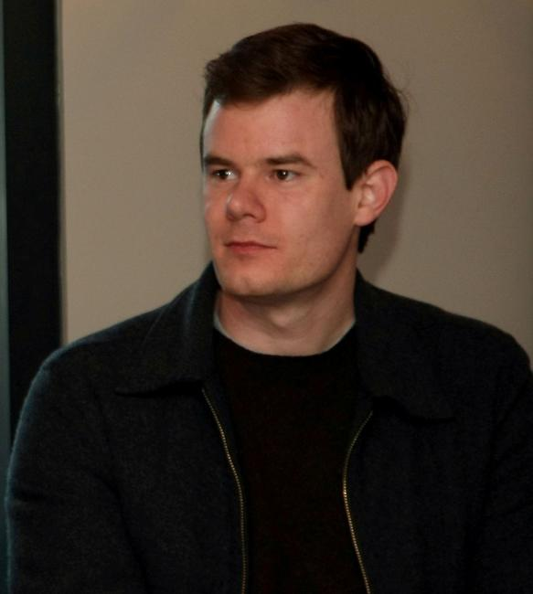 Joe Swanberg at the IFC Films 2009 Sundance Breakfast during the 2009 Sundance Film Festival.