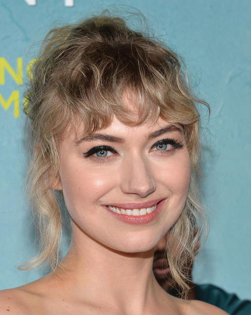 Imogen Poots at the California premiere of