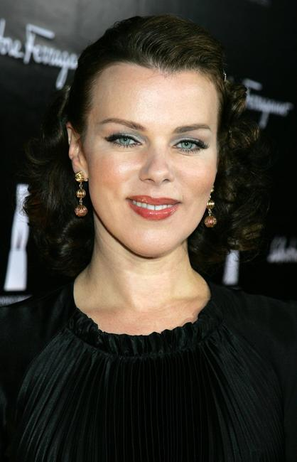 Debi Mazar at the Rodeo Drive walk of style awards ceremony.
