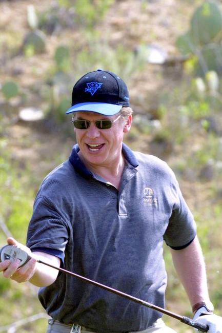 Christopher McDonald at the 2nd Annual Mark & Brian Celebrity Golf Tournament.
