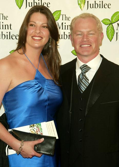 Neal McDonough and wife Ruve Robertson at the 2005 Mint Jubilee Gala Benefit For Cancer Research at the Grand Ballroom.