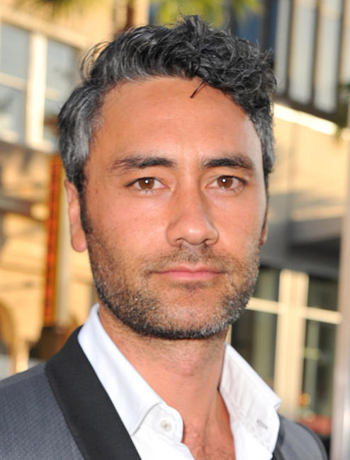 Taika Waititi at the California premiere of