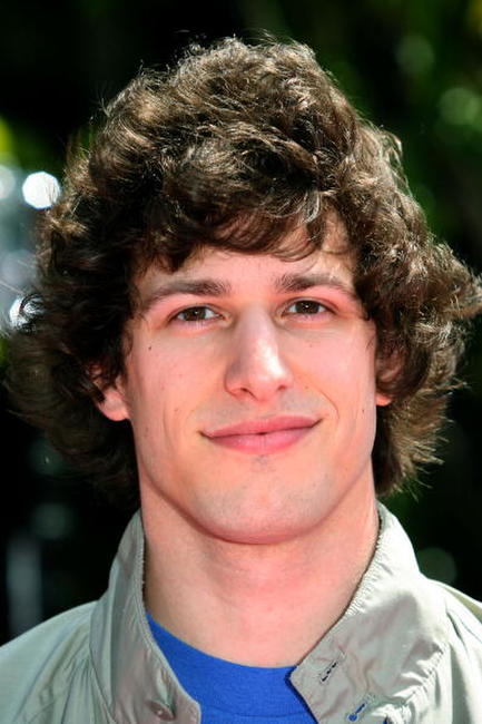 Andy Samberg at the 2007 MTV Movie Awards in Universal City.