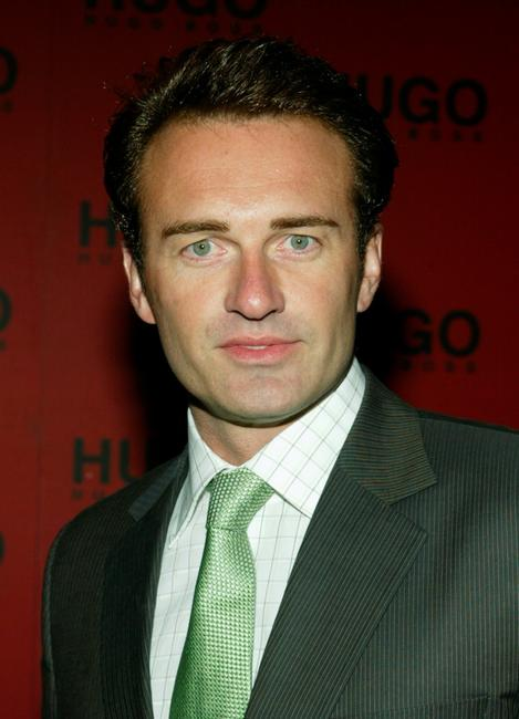 Julian McMahon at the Hugo Boss Fall/Winter 2005 Collection Show.