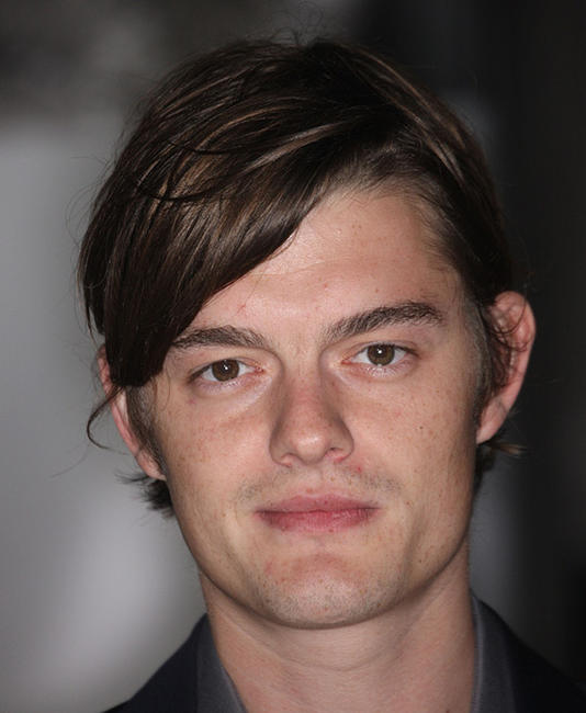 Sam Riley at the grand opening party of