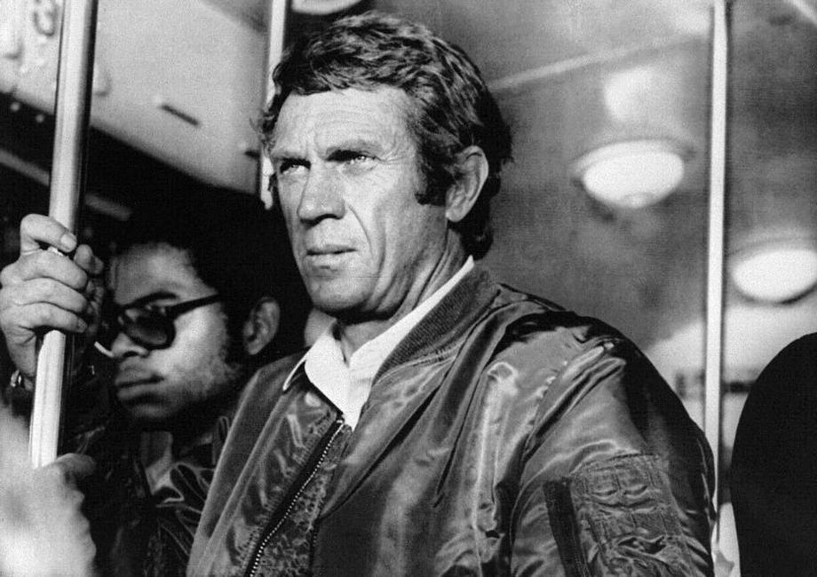 A File Photo of Steve McQueen, Dated January 01, 1980.