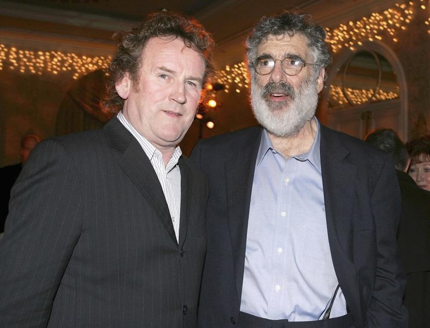 Colm Meaney and Elliott Gould at the after party to the premiere of