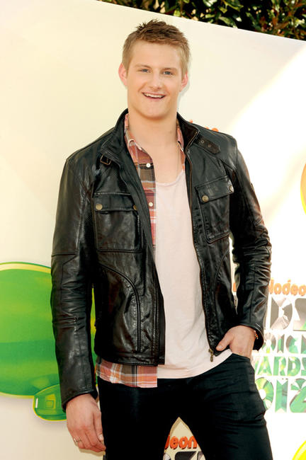 Alexander Ludwig at the Nickelodeon's 25th Annual Kids' Choice Awards in California.
