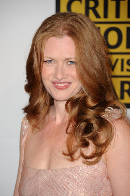 Mireille Enos at the Critics' Choice Television Awards in California.