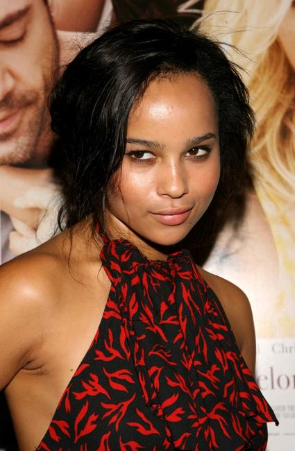 Zoe Kravitz at the screening of