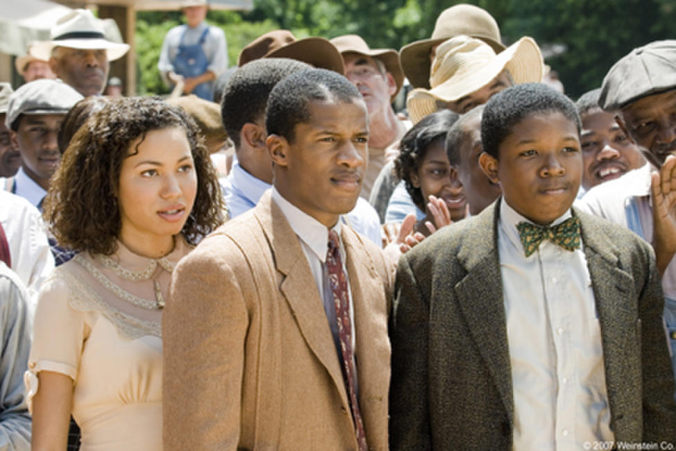 Jurnee Smollett, Nate Parker and Denzel Whitaker in