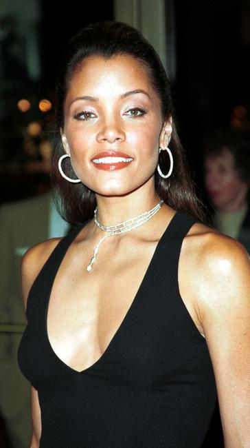 Michael Michele at the American Fashion Awards 2000.