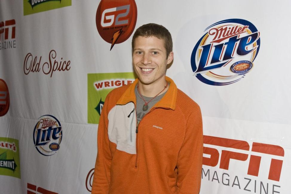 Zach Gilford at the ESPN The Magazine's After Dark party.