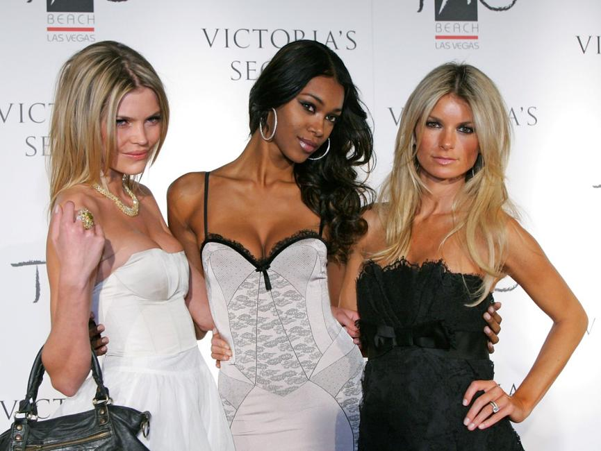 May Andersen, Jessica White and Marisa Miller at the after party of