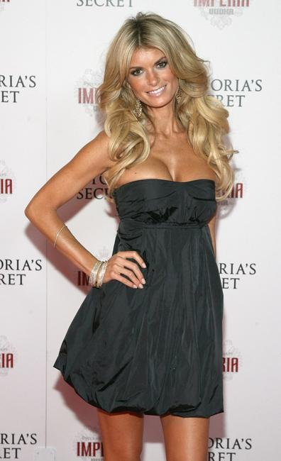Marisa Miller at the Victoria's Secret Fashion Show after party.