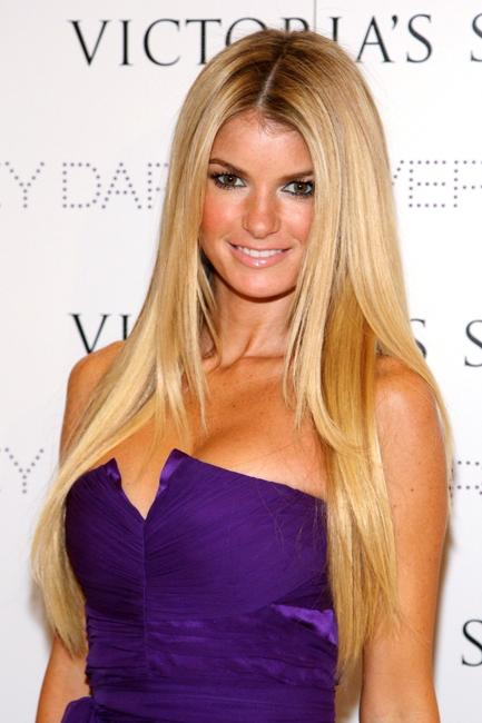 Marisa Miller at the launch of