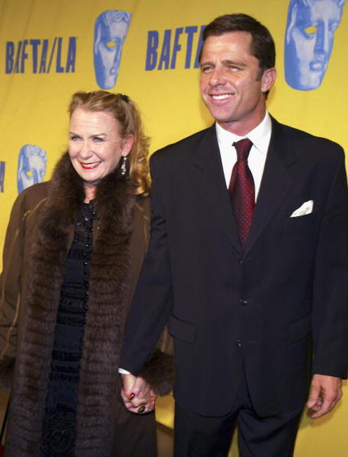 Juliet Mills and Maxwell Caulfield at the 13th Annual BAFTA/LA Britannia Awards.