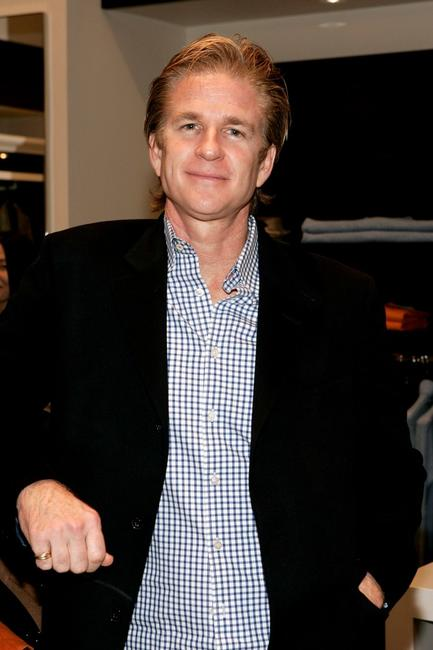 Matthew Modine at the promotion his new book