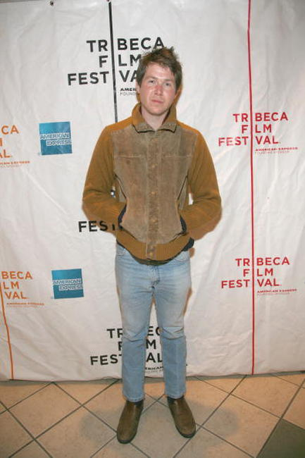 Barlow Jacobs at the premiere of