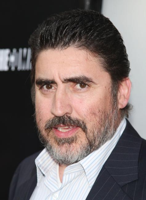 Alfred Molina at the premiere of TNT's