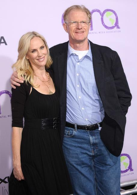 Rachelle and Ed Begley, Jr. at the 18th Annual Environmental Media Awards.